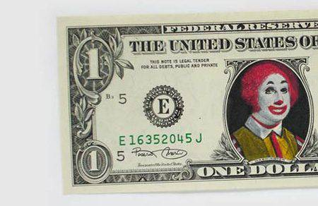 Banknoty 1$ 19