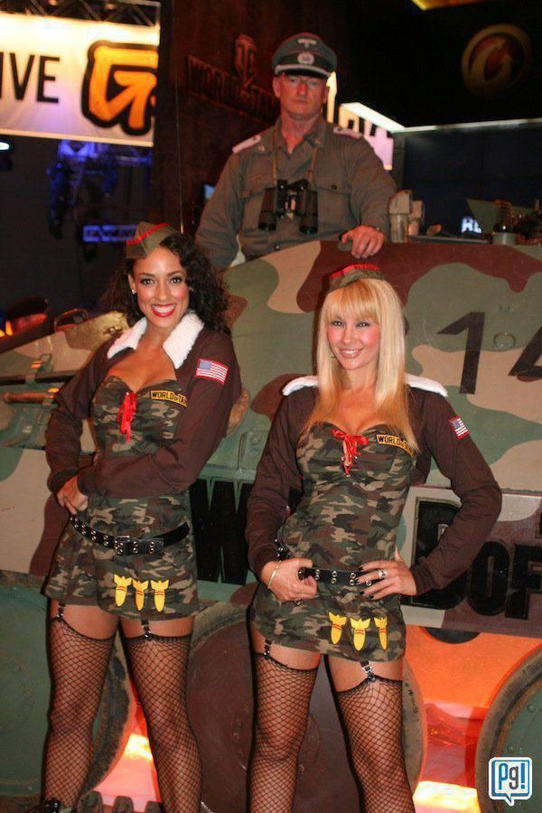 Hostessy z E3 2011 17