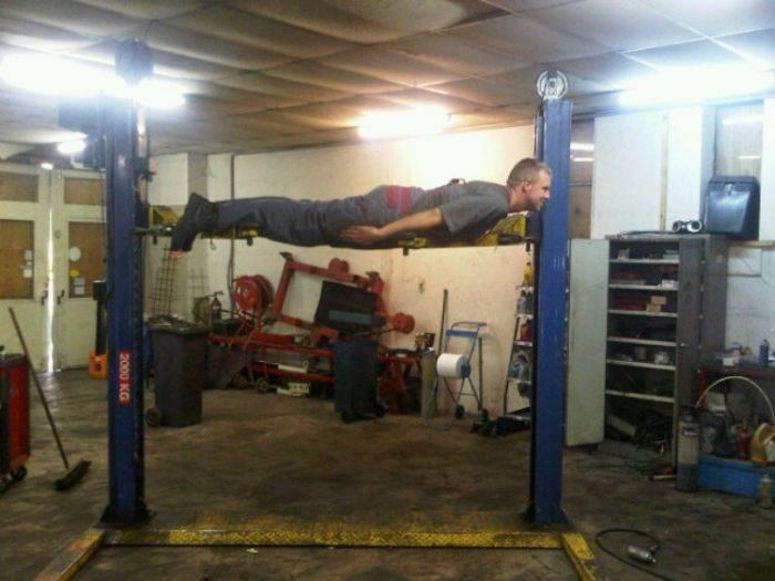Planking - zabawa w leżenie 82