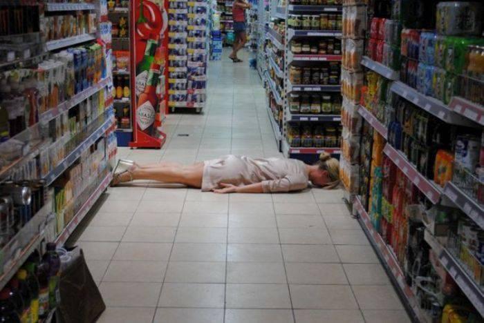 Planking - zabawa w leżenie 28
