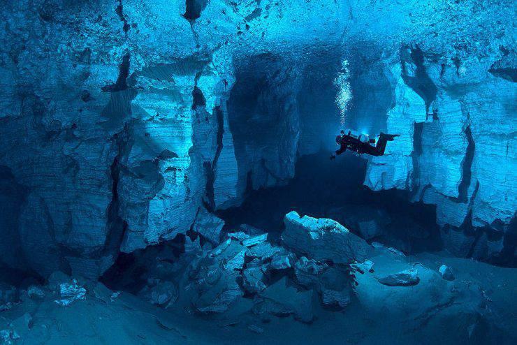Eksploracja jaskini Orda 15
