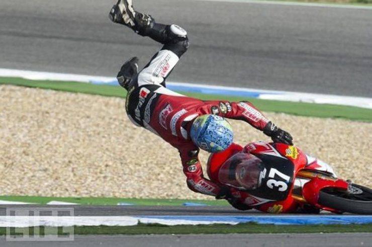 Wypadki motocyklistów #2 15