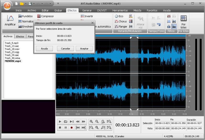 AVS Audio Editor 7.1.3.444 (Multilingual) + Crack