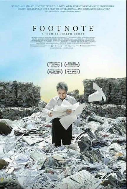 Footnote - Hearat Shulayim (2011) DVDRip 1 Link