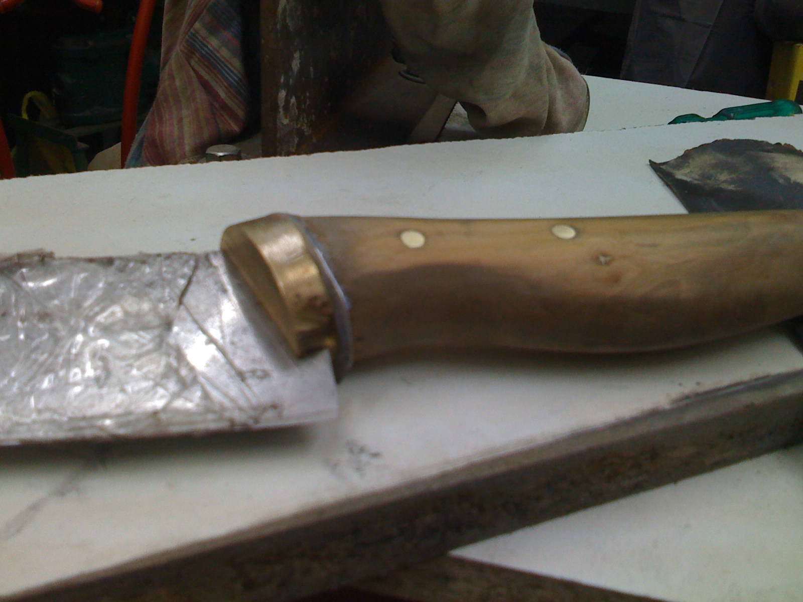 Hacele vos el mango a tu cuchillo taringa for Como pulir un cuchillo