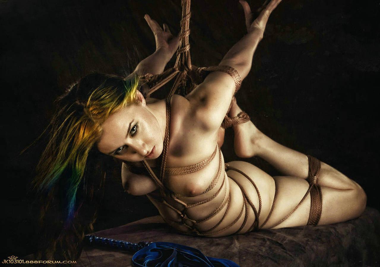 Секс шибари онлайн 1 фотография