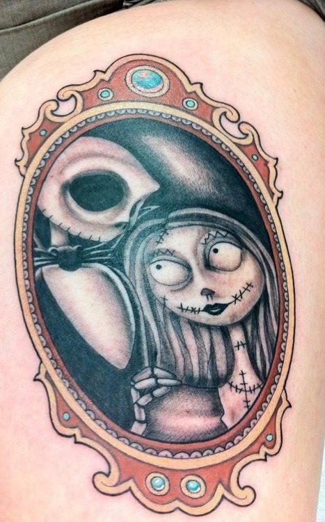 Świetne tatuaże 57