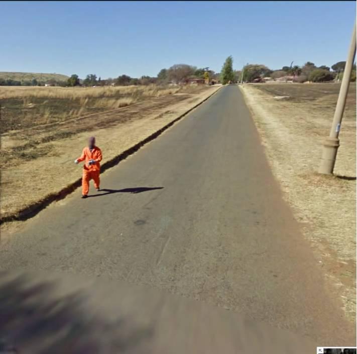 Najdziwniejsze zdjęcia z Google Street View #4 3