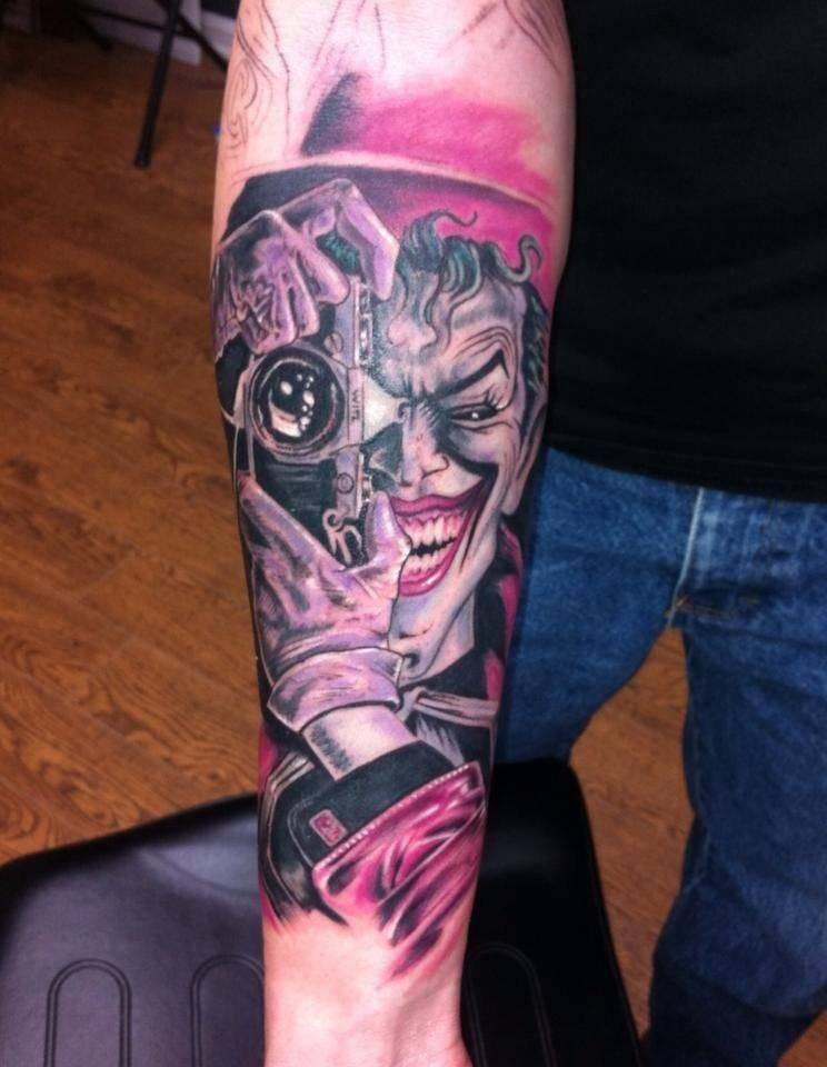 Świetne tatuaże #2 15