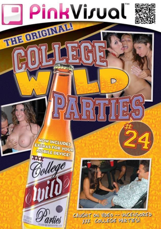 College Wild Parties 24 (2013) [DVDRip]