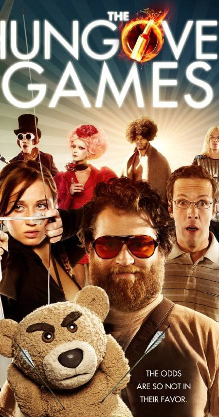 The Hungover Games 2014 UNRATED WEBRIP x264 AC3 CrEwSaDe