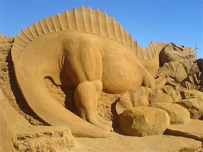 Rzeźby z piasku #6 3