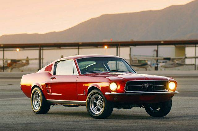 Ford Mustang '67 25