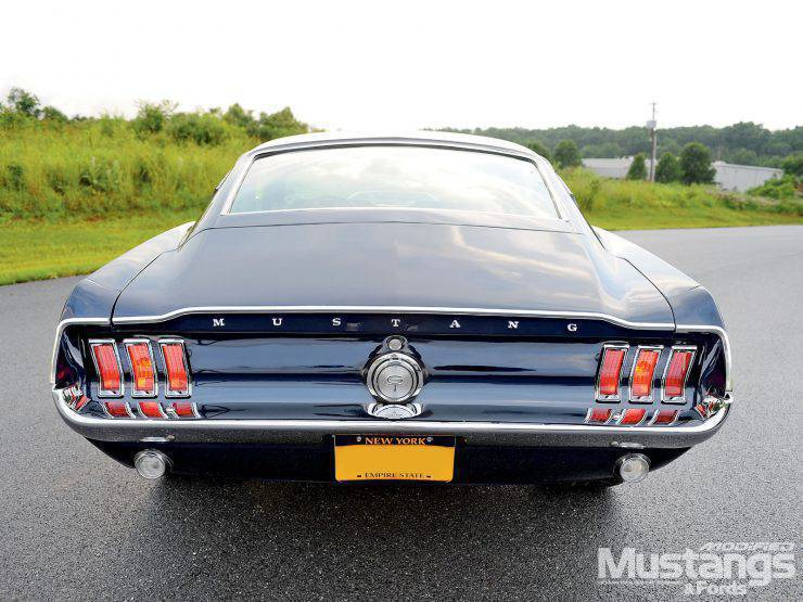 Ford Mustang '67 16