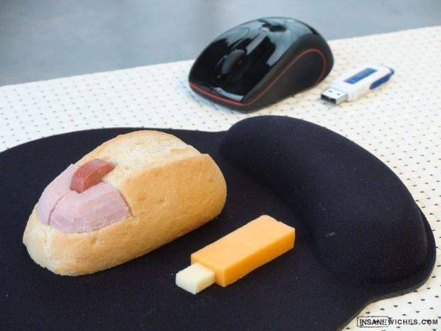 Najdziwniejsze kanapki 3