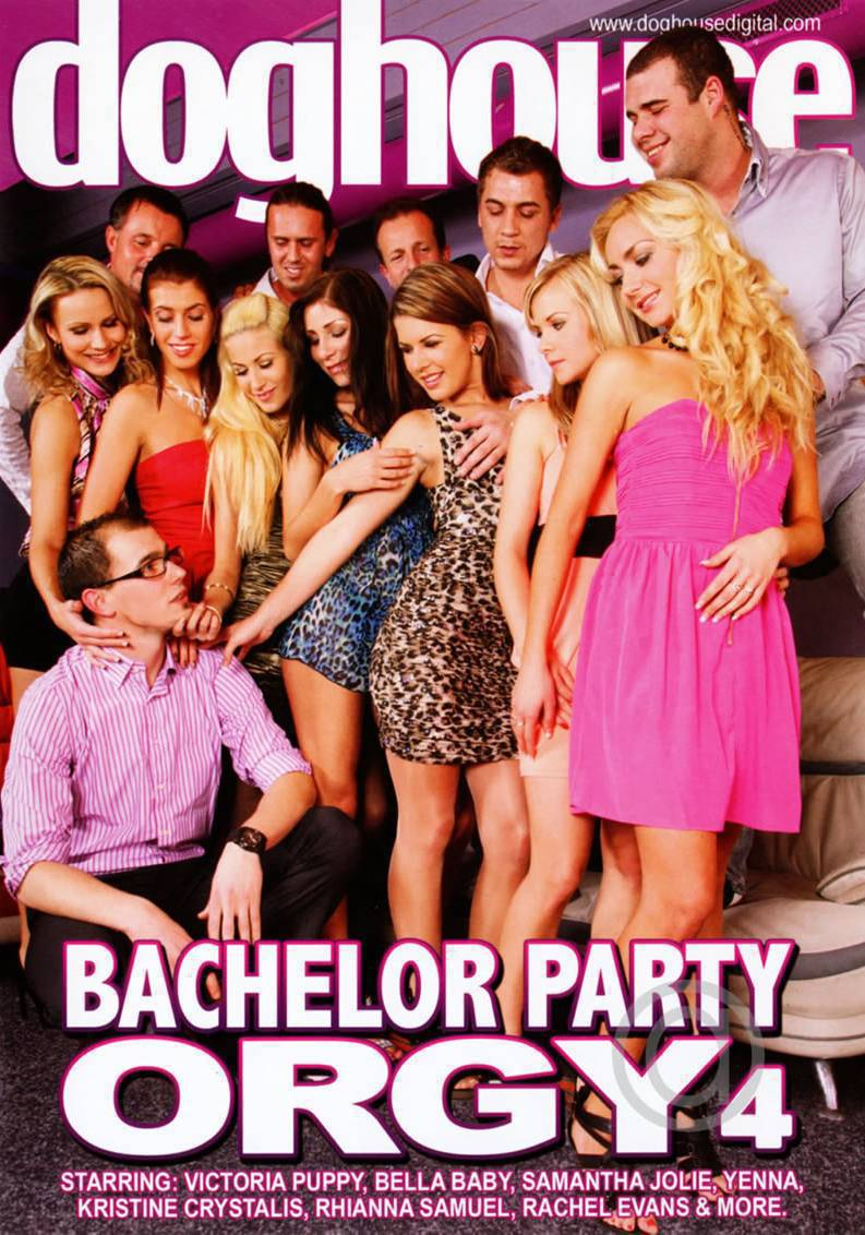 Bachelor Party Orgy 4 (2012) [DVDRip]