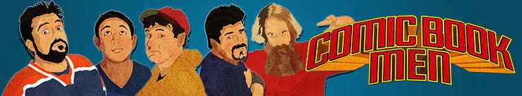 Comic Book Men S03E14 HDTV XviD-AFG