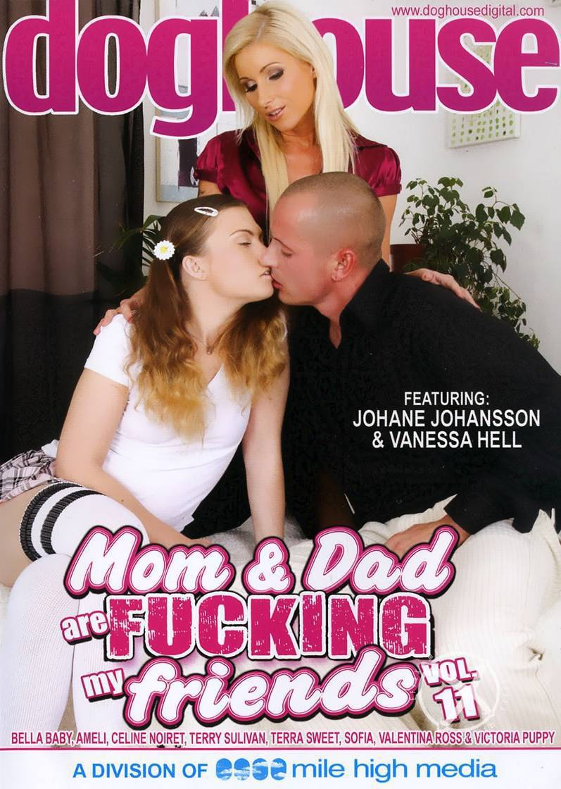Mom And Dad Are Fucking My Friends 11 (2013) [DVDRip]