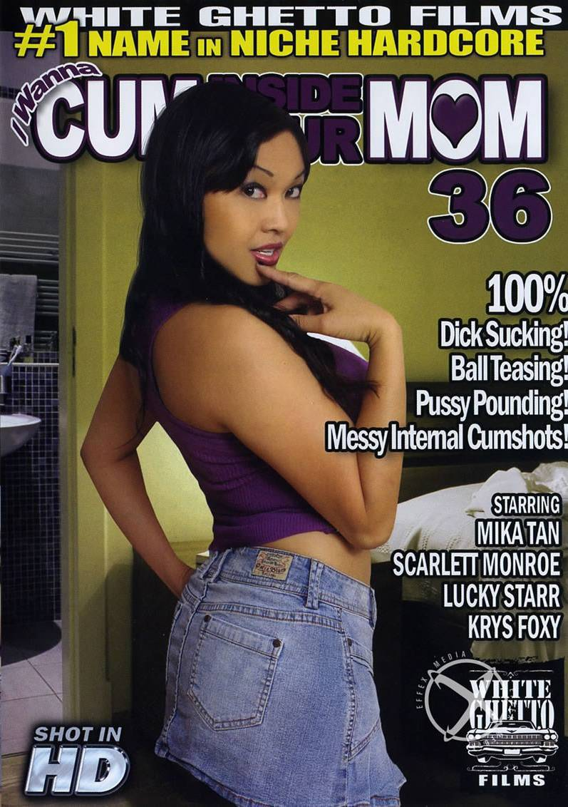 I Wanna Cum Inside Your Mom 36 (2013) [DVDRip]