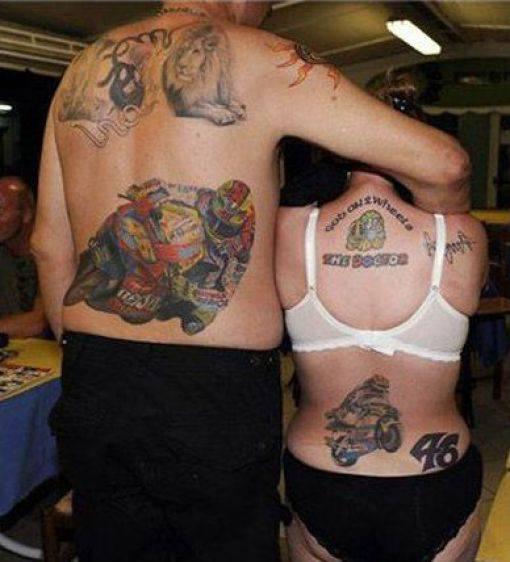 Tatuaże z motywem sportowym 7