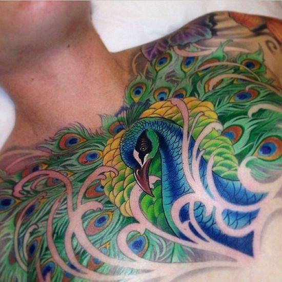 Nietypowe tatuaże #4 16