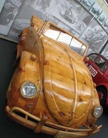Drewniane samochody 5