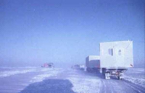 Kanadyjskie drogi lodowe 33