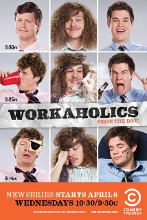 Workaholics Season 4 720p HDTV x264-REMARKABLE