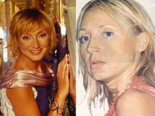 Gwiazdy showbiznesu bez makijażu 4