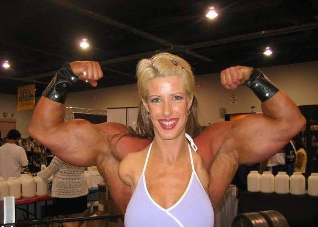 Barbie Guerra - niezwykle silna kobieta 12