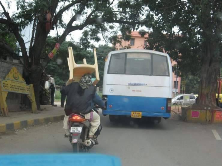 Takie rzeczy tylko w Indiach 16