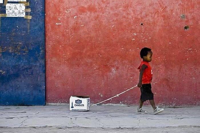 Zdjęcia z Afryki - śmieszne i przerażające za razem 32