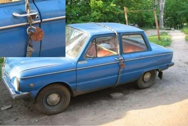 Śmieszne pojazdy 2