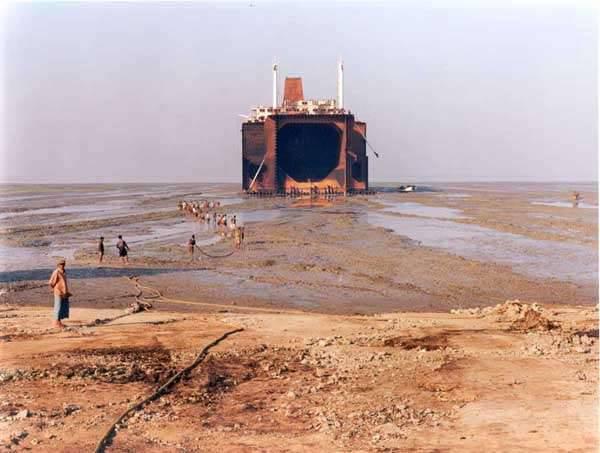 Złomowanie statków 14