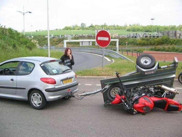 Wypadki samochodowe #2 48
