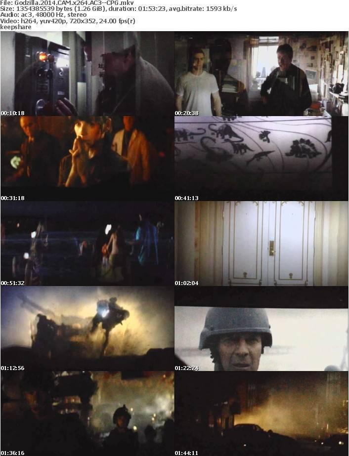 Godzilla [2014] CAM x264 AC3-CPG