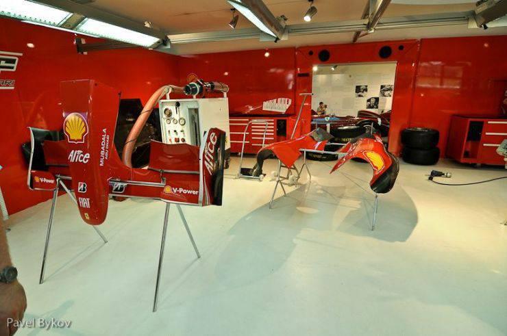 Muzeum Ferrari 21