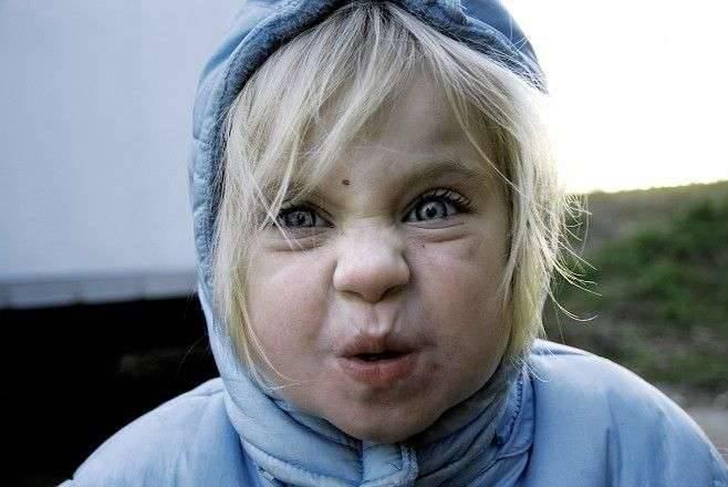 Zabawne zdjęcia dzieci 36