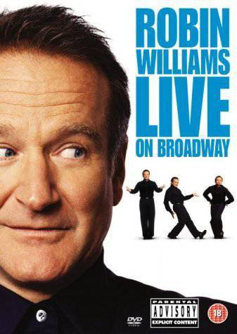 An Evening With Robin Williams Live And Uncensored 1984 DVDRip XviD-aAF