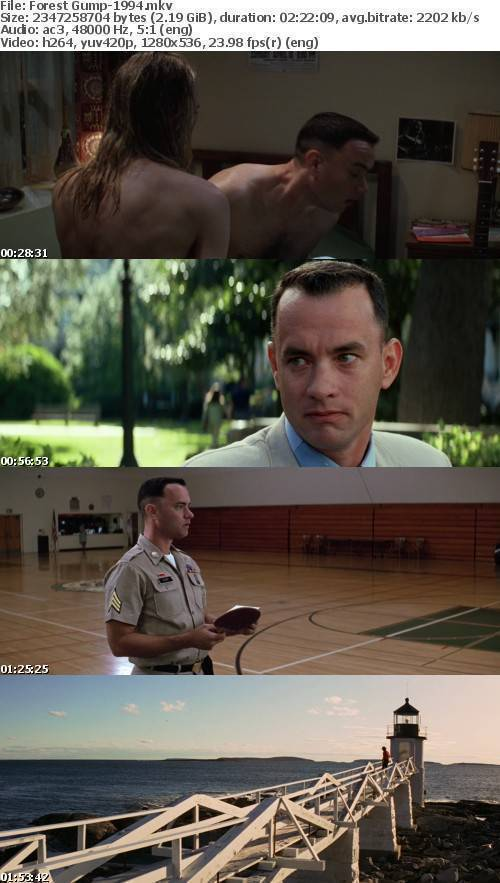 Forrest Gump (1994) English HD with English Subtitles