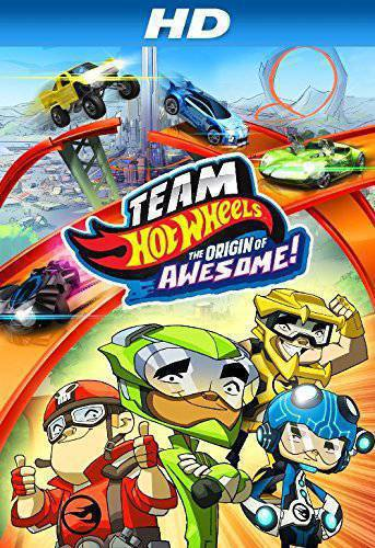 Team Hot Wheels The Origin of Awesome 2014 720p Bluray x264 DTS-EVO