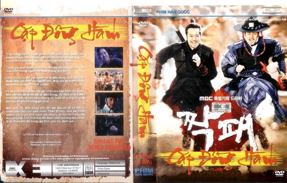 Cặp Đồng Hành ( KOREA - MBC ) 32 Tập USLT