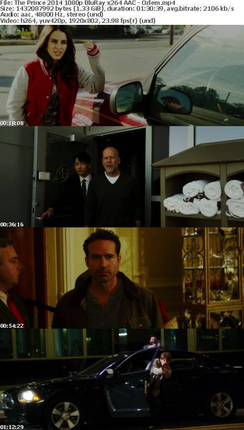 The Prince 2014 1080p BluRay x264 AAC - Ozlem