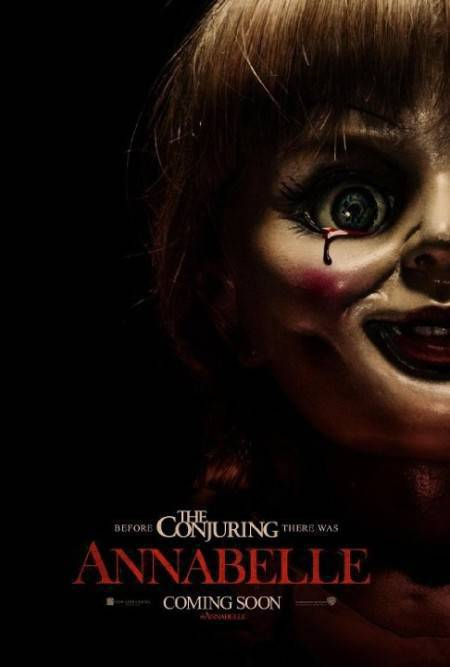 Annabelle 2014 720p SPASUB CAM FULL NEW Source (READNFO) H264 AAC 2CH-BLiTZCRiEG