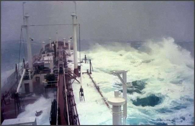 Statki kontra sztorm 3