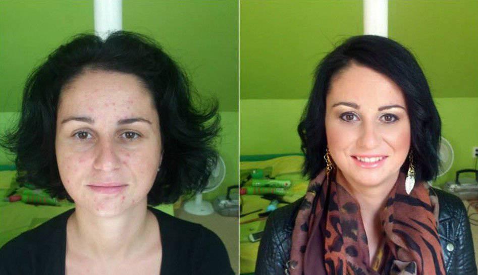Magia makijażu #4 27