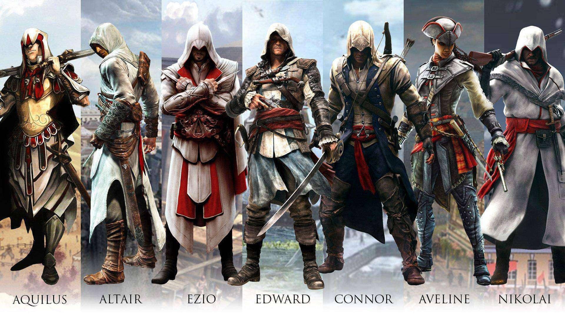 [遊戲大片]Assassins.Creed.Unity繁中PC黃金版十五國語言(免安裝破解版)