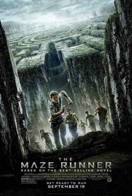 The Maze Runner 2014 480p HDCAM XVID AC3 ACAB