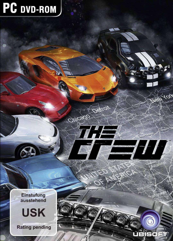 [遊戲大片]『TheCrew』PC黃金版