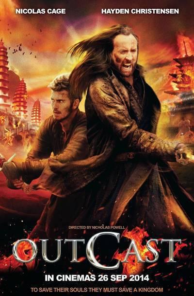 Outcast (2014) 720p WEB-DL XviD AC3-RARBG